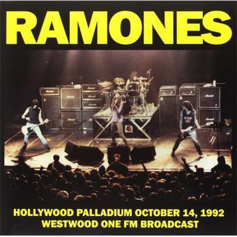 Live at The Hollywood Palladium October 14, 1992 - LP