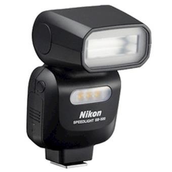 Nikon SB-500 Flash compacto Preto