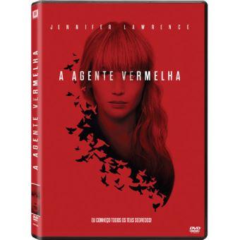 A Agente Vermelha - DVD