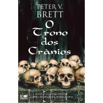 Saga A Noite dos Demónios - Livro 4: O Trono dos Crânios