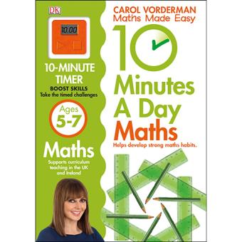 10 Minutes a Day: Maths
