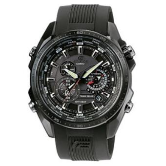 dc69dbc7c8a Casio Relógio Edifice EQS-500C-1A1ER (Preto) - Relógio - Compra na ...