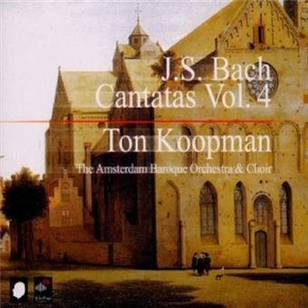 Complete Cantatas Volume 4 - CD