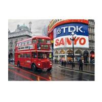 Puzzle Night Landscapes: Piccadilly Circus, London 1000 Peças