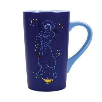 Caneca Termosensível Disney Aladdin: Genie - Wish I Had a Genie