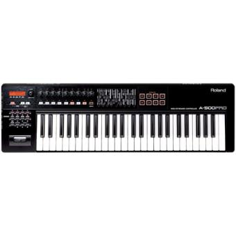 Teclado Controlador Roland A-500PRO 49-Key USB/MIDI