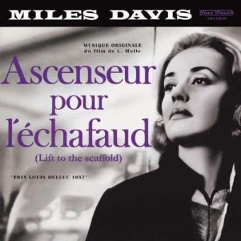 Ascenseur Pour l'Echafaud (LP) (180g) (Limited Edition)