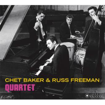Chet Baker & Russ Freeman Quartet - 2CD