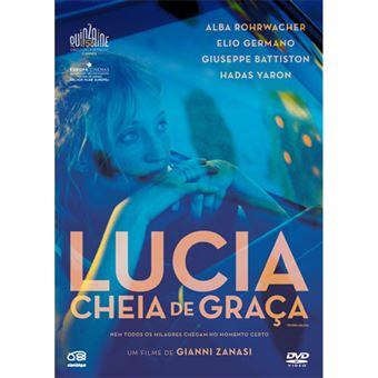 Lucia Cheia de Graça - DVD
