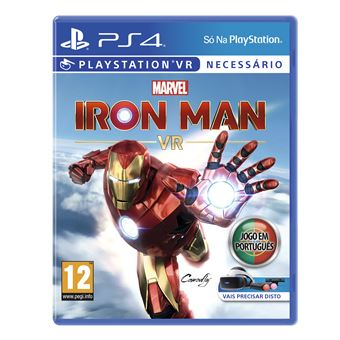Marvel's Iron Man VR - PS4