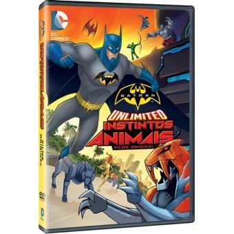 Batman Unlimited: Instintos Animais