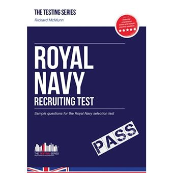 Royal navy recruit test: sample tes