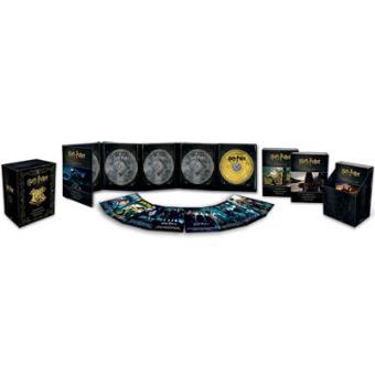 Box Harry Potter - Edição de Colecionador
