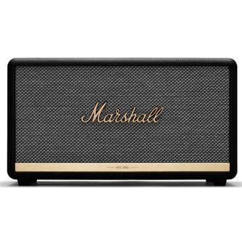 Coluna Bluetooth Marshall Stanmore II - Preto