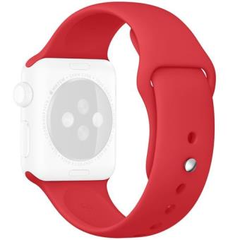 Apple Bracelete Sport para Apple Watch 38mm (Red)
