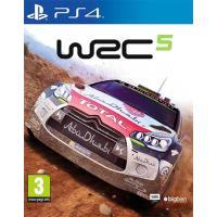 WRC 5 PS4