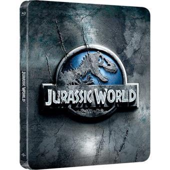 Mundo Jurássico - Caixa Metálica