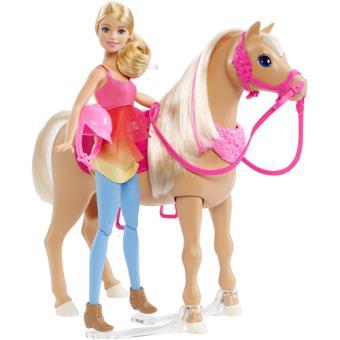 Barbie Cavalo Dançarino