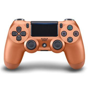 Comando Dualshock 4 Copper - PS4