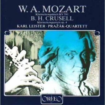 Crusell   Clarinet Quartet No. 2 i& Mozart   Clarinet Quintet