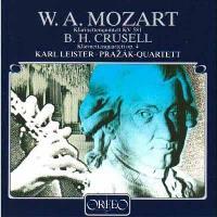 Crusell | Clarinet Quartet No. 2 i& Mozart | Clarinet Quintet