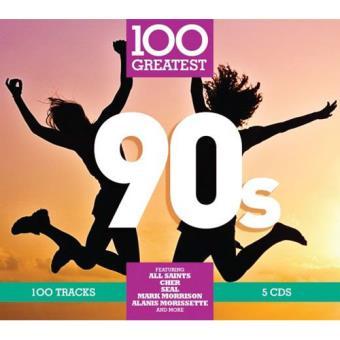 100 Greatest 90s - 5CD