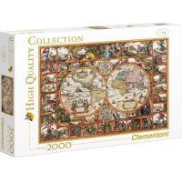 Puzzle Magna Charta (2000 Peças)