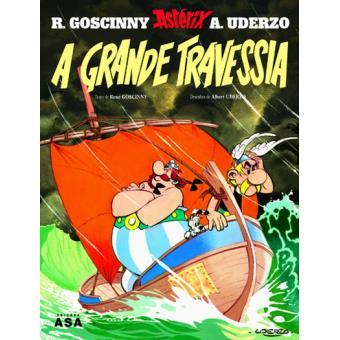 Astérix - A Grande Travessia