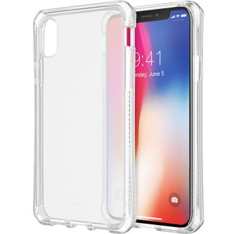 Capa It Skins Spectrum para iPhone X - Transparente