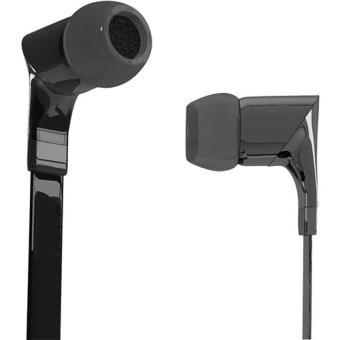 SBS Auriculares In-Ear Flat (Preto)