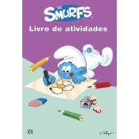 Os Smurfs - Livro de Actividades Vol. 3