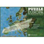 Puzzle Europa - 346 Peças