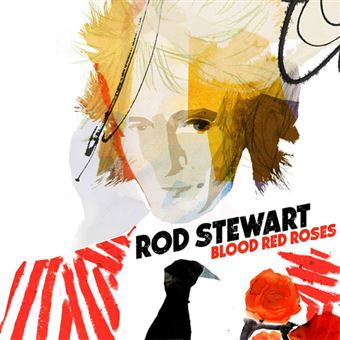 Blood Red Roses - CD