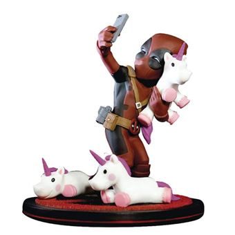 Figura Deadpool: Unicornselfie