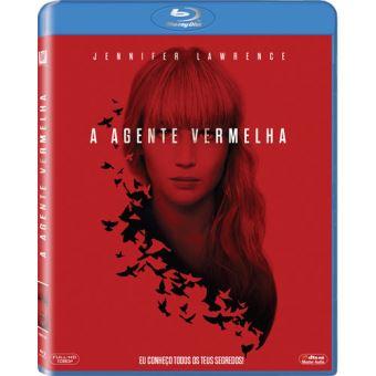 A Agente Vermelha - Blu-ray