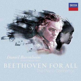 Beethoven For All | Complete Piano Concertos (3CD)