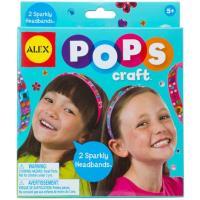 Pops Craft - 2 Sparkly Headbands