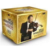 Willi Boskovsky: Complete Decca Recordings - 50CD + 2DVD