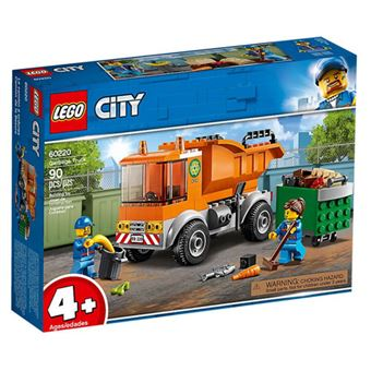 LEGO City Great Vehicles 60220 Camião do Lixo