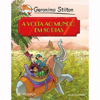 Geronimo Stilton: A Volta ao Mundo em 80 Dias
