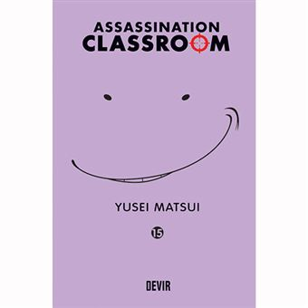 Assassination Classroom - Livro 15: Hora da Tempestade