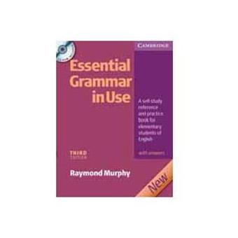 Essential grammar in use com cd raymond murphy murphy raymon essential grammar in use com cd fandeluxe Image collections