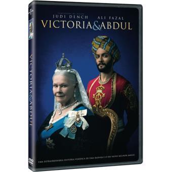 Vitória & Abdul - DVD