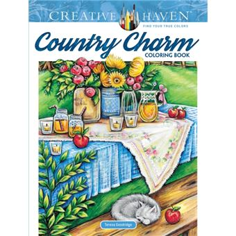 Creative haven country charm colori