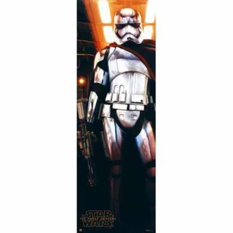 Poster Porta Star Wars Captain Phasma