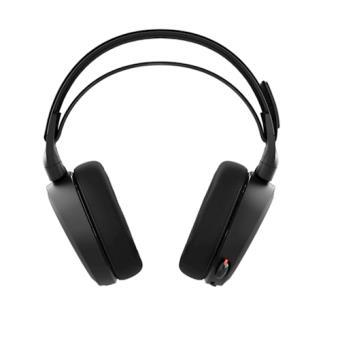 Steelseries Arctis 7 Binaural Fita de cabeça Preto conjunto de auscultadores e microfone