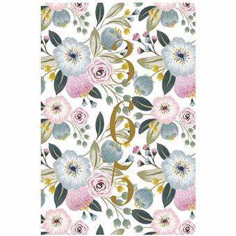 Agenda Semanal 12 Meses 2020 A5 Go Stationery - Floral Bouquet