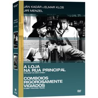 Colecção Filmes Checos
