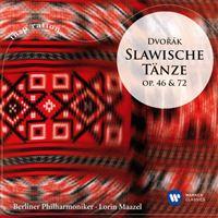 Dvorak: Slavonic Dances Op.46 & 72 - CD