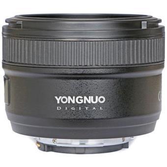 Yongnuo Objetiva 50mm f/1.8 (Nikon)